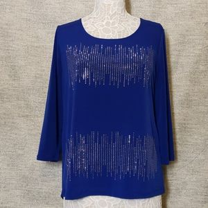 Chico's pullover blouse
